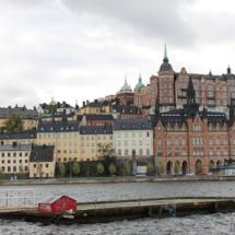 Стокгольм 2015. Часть первая.