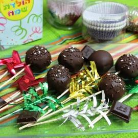 Шоколадные шарики из «Орео»