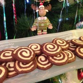 Печенье «Спирали»