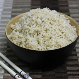 Как приготовить бурый (нешлифованный) рис