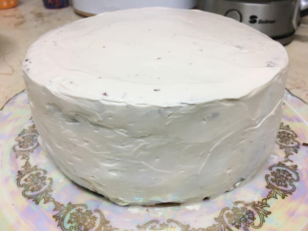 """Торт """"Нежный медовик"""""""