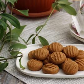 Печенье из пасты «Лотус»