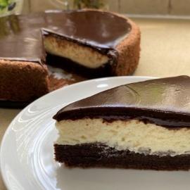 Торт «Крем а-ля крем»