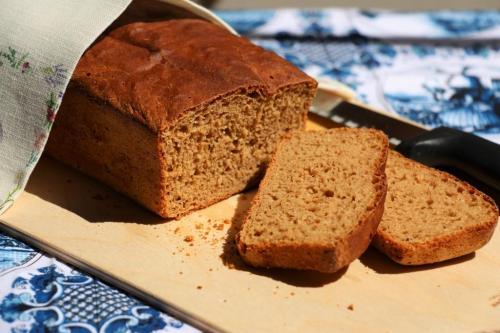 """Хлеб без замеса """"Здоровье"""""""